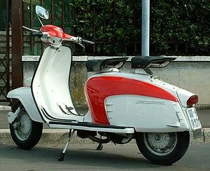 Lambretta - Image: Lambretta Roller