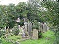 Lane United Reformed Church Graveyard - Upperthong Lane - geograph.org.uk - 2007294.jpg