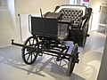 Langenburg Jul 2012 03 (Deutsches Automuseum - carriage).jpg
