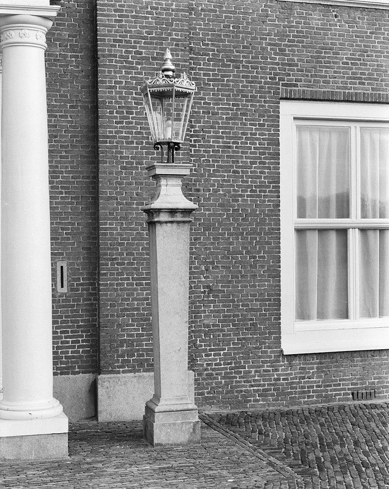 Huis ten bosch in 39 s gravenhage monument for Venster lantaarn rotterdam