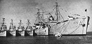 USS Lapwing (AMS-48) - Image: Lapwing (MSC O 48)
