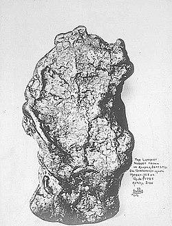 Largest gold nugget found in Anvil Creek, Alaska (5017554977).jpg