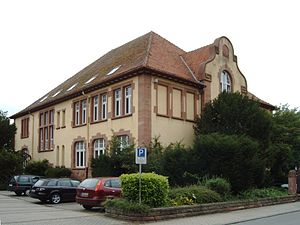 Laudenbach (Rhein-Neckar) - Town hall