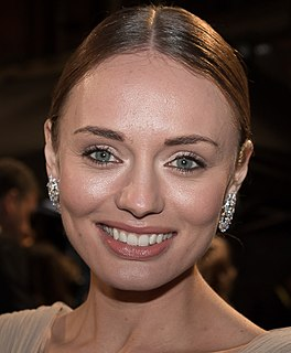 Laura Haddock British actress