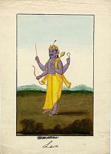 Lava, one of Rāma's sons..jpg