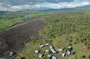 Lava flows around Goma - Julien Harneis - May 2, 2007 - 2.jpg