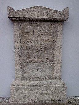 Lavater Grab