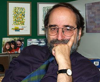 Lawrence Weschler - Image: Lawrence Weschler by David Shankbone