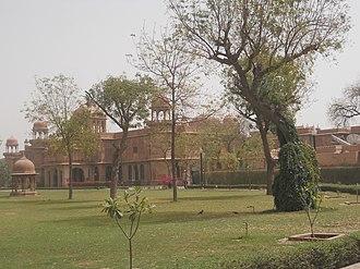 Bikaner State - Bikaner Laxmi Niwas Palace