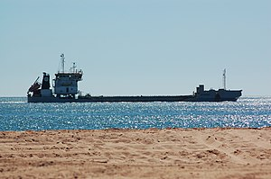 Le Sphinx at Port Hedland, 2012 (1).JPG