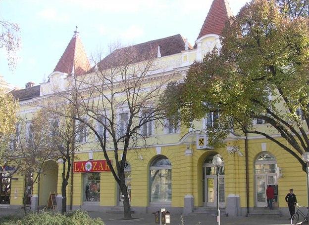 Le Théâtre national de Kikinda