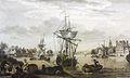 Le port de Landerneau vu du quai Saint-Julien Nicolas Ozanne.JPG