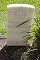 Leading Aircraftman P H Penfold gravestone in the Wagga Wagga War Cemetery.jpg
