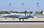 Learjet 60 XA-ONE (14077168499).jpg