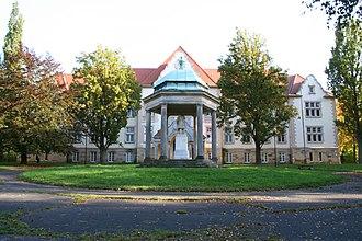 Hessisch Lichtenau - Building complex of the Jérôme Henri Lenoir Foundation (former orphanages)