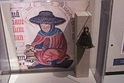 O uso de sino era obrigat�rio para os leprosos na Idade M�dia