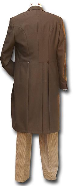 Traduccion traje de chaqueta en ingles
