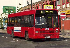 Glenvale Transport - Leyland Lynx acquired from CMT Buses