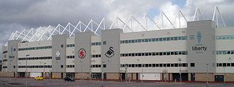 Ospreys (rugby union) - Liberty Stadium