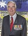 Lieutenant General Ken Gillespie, AC, DSC, CSM (Ret'd) at the Centenary of the Kangaroo March launch.jpg