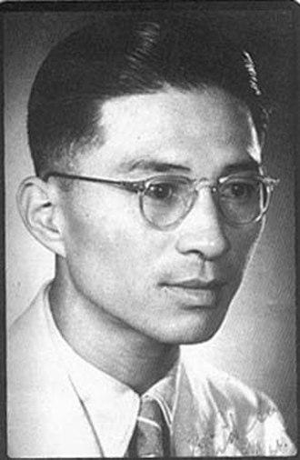Lim Bo Seng - Lim in his 30s