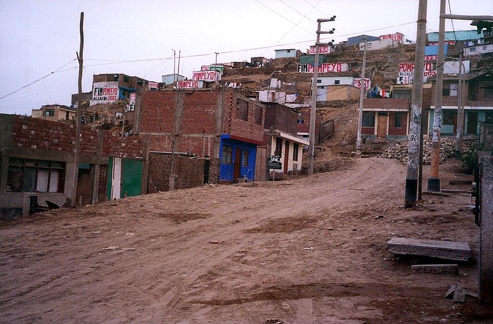 Lima PuebloJov 5