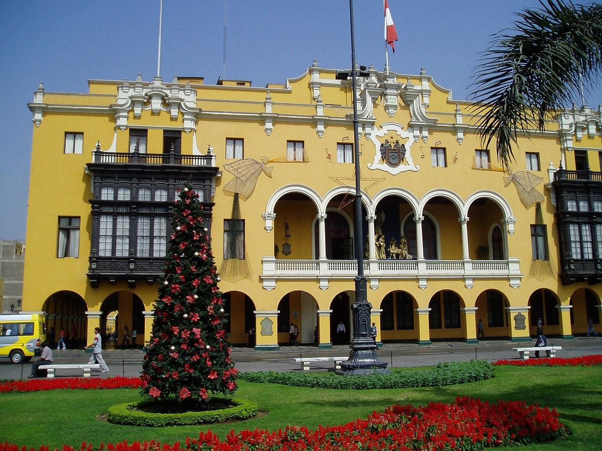 Palacio municipal wikipedia la enciclopedia libre for Casas municipio guayaquil