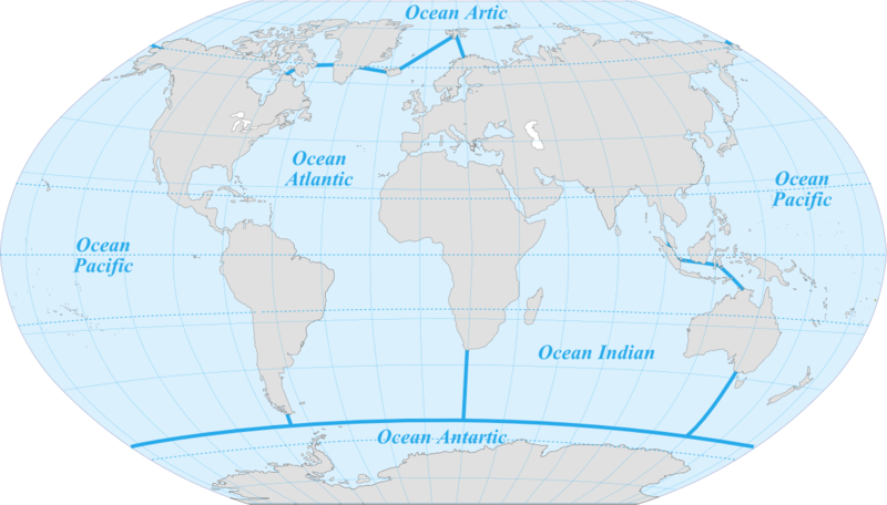 Descripcion Limits 5 oceans pngWhat Are The 5 Oceans