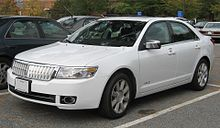 2007 2009 Lincoln Mkz