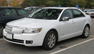 Lincoln MKZ - 2007–2009 Lincoln MKZ