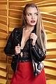 Lined lace bodysuit in public - Joanna Eva Photomodel.jpg