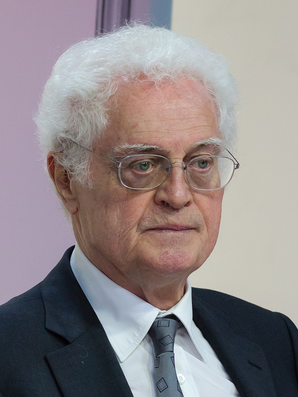 Lionel Jospin, mai 2014, Rennes, France (cropped)