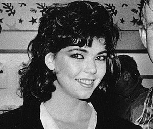 Lisa Howard (Canadian actress) - Howard in 1984