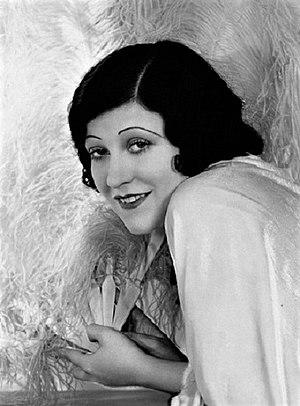 Lissy Arna - Lissy Arna in the 1930s