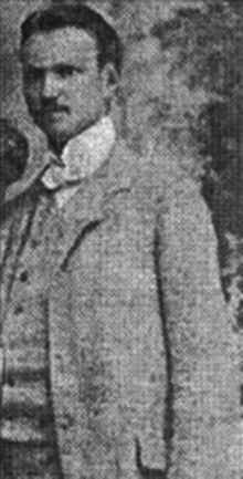 Ljuba Jezdić in civilian clothing.jpg