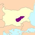 Local Stara Zagora Sheep area of distribution.PNG