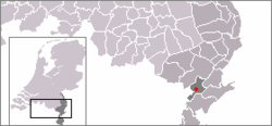 Location of Wessem