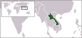 LocationLaos
