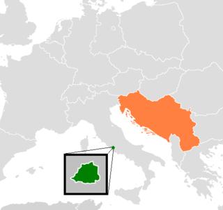 Holy See–Yugoslavia relations Papal bilateral diplomacy