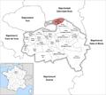 Locator map of Kanton Fontenay-sous-Bois.png