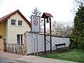 Lochkov, Za ovčínem, zvonička u čp. 6.jpg