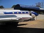 Lockheed Jetstar Hound Dog II Graceland Memphis TN 2013-04-01 021.jpg