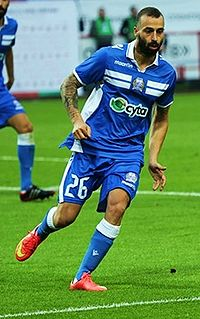 Fotios Papoulis Greek footballer