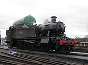 Loco 4141 at North Weald 2 Dec 2012.JPG