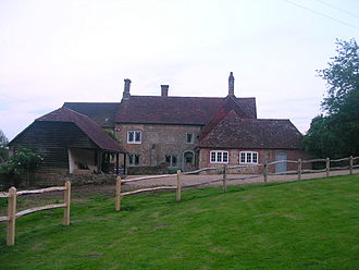 Lodsworth - Lodsworth Manor House