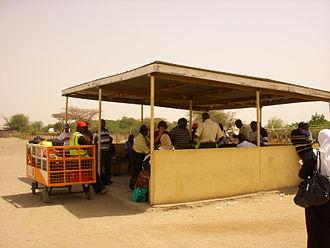 Lodwar Airport - Old Lodwar Airport Terminal Building in Turkana County, Kenya