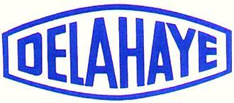 Delahaye - Image: Logo CD