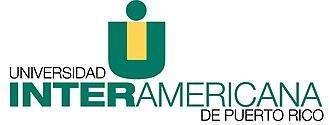 Interamerican University of Puerto Rico - Image: Logo Inter