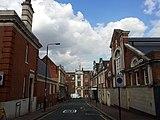 London-Woolwich, Bathway07