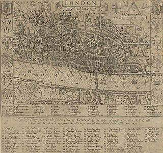 1592–1593 London plague Major plague outbreak in England